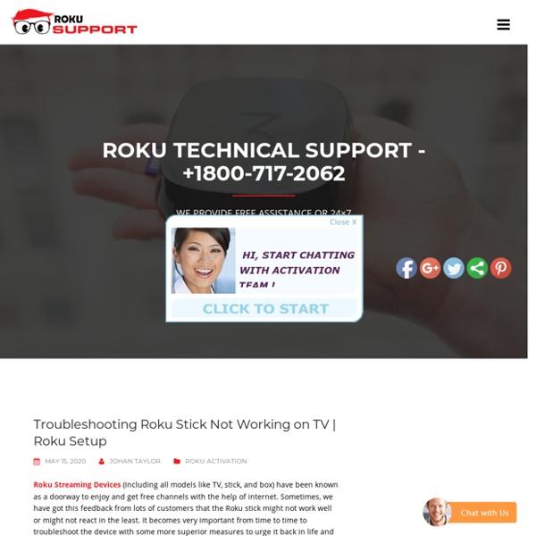 Roku Setup – Call +1800-717-2062 Roku Activation Support