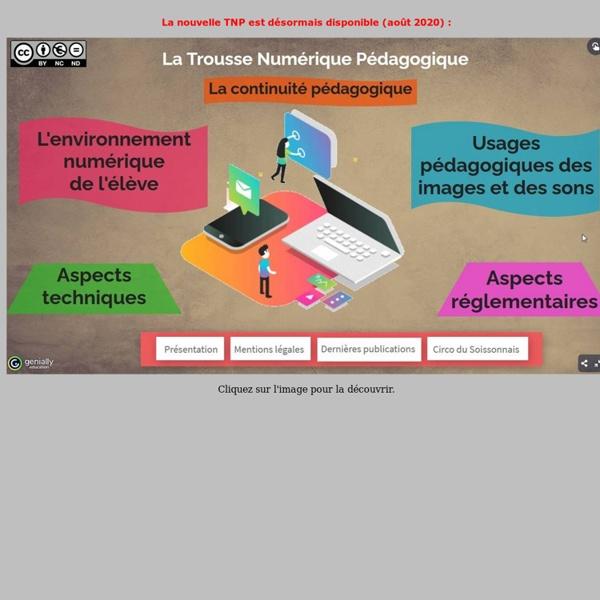 Trousse numérique pédagogique