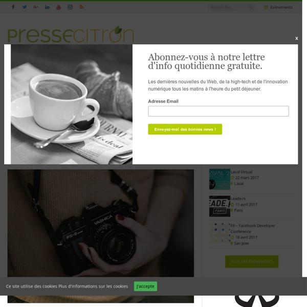 3 sites pour trouver des photos gratuites et libres de droit