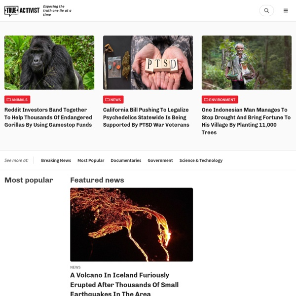 Alternative News