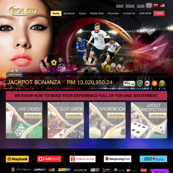 EGA99 - Trusted Online Casino in Malaysia, Slots, 918kiss & XE88