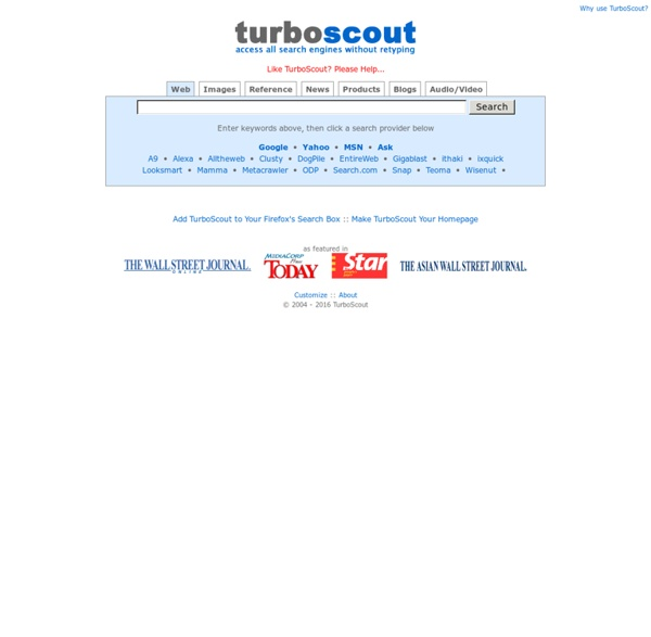 TurboScout