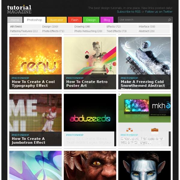 Tutorial Magazine