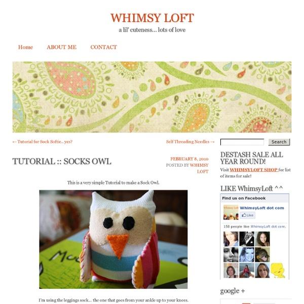 WHIMSY LOFT