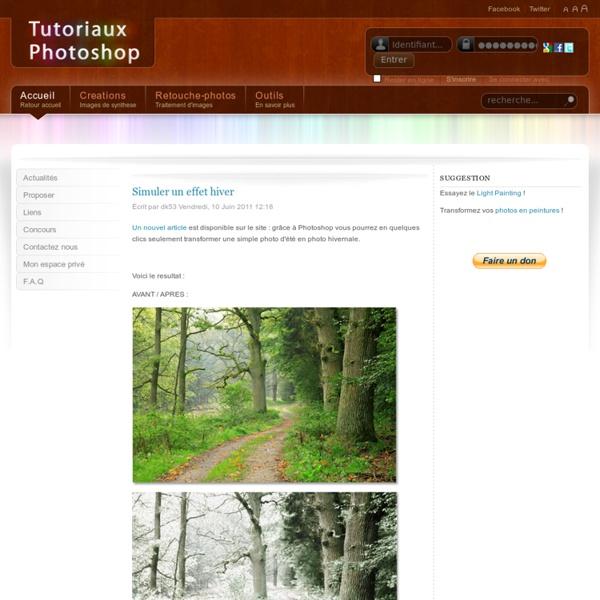 Tutoriaux-Photoshop.fr