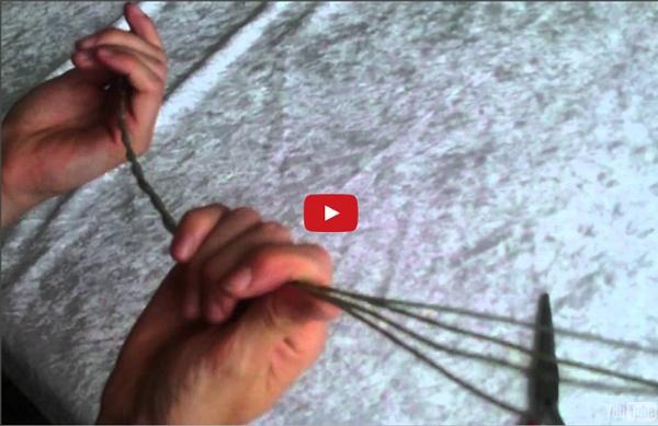 Tutoriel collier tressé en aluminium : Cathoo Crea