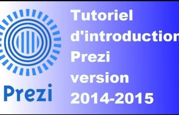 Tutoriel Prezi français nouvelle version (2014)