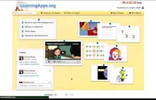 Tutoriel LearningApps