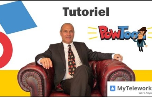 Tutoriel PowToon