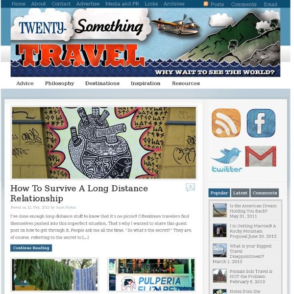 Twenty-Something Travel