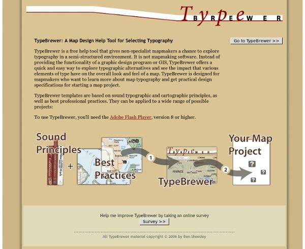 TypeBrewer.org
