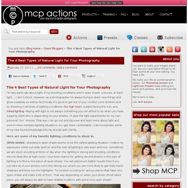 MCP Photoshop Actions and Tutorials Blog for Photographers