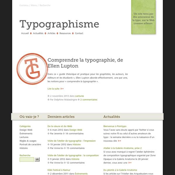 Typographisme