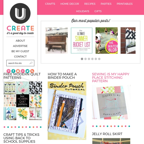 UCreate - It's a good day to create!