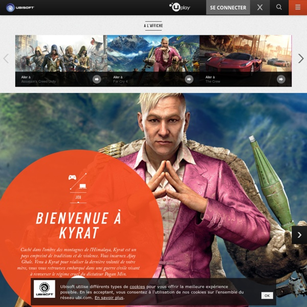 Ubisoft – Site officiel