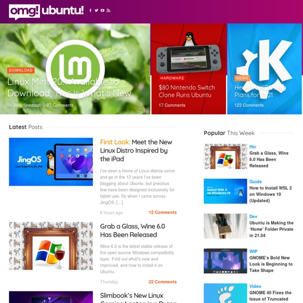 Ubuntu Linux News, Apps and Reviews