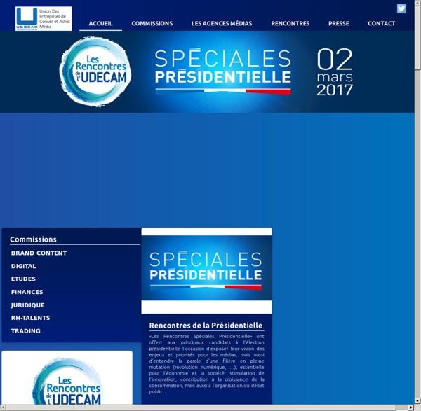 UDECAM - UNION DES ENTREPRISES DE CONSEIL ET ACHAT MEDIA