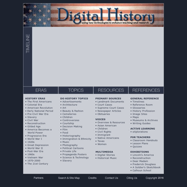 UH - Digital History