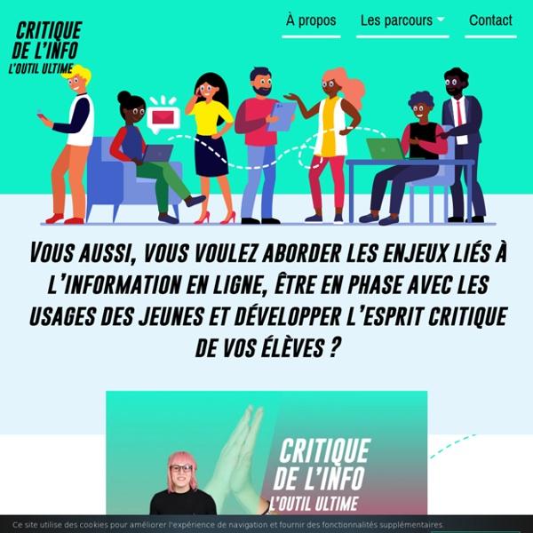 Outil Ultime – Un projet de Action Médias Jeunes