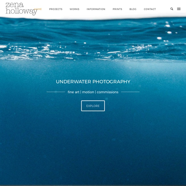 Underwater Photographer & Director