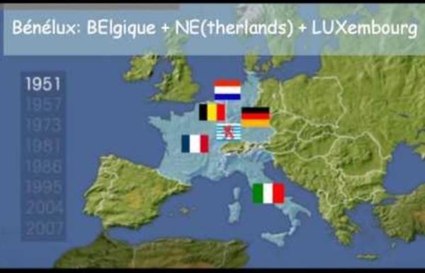 3° - L'UE, une union en construction