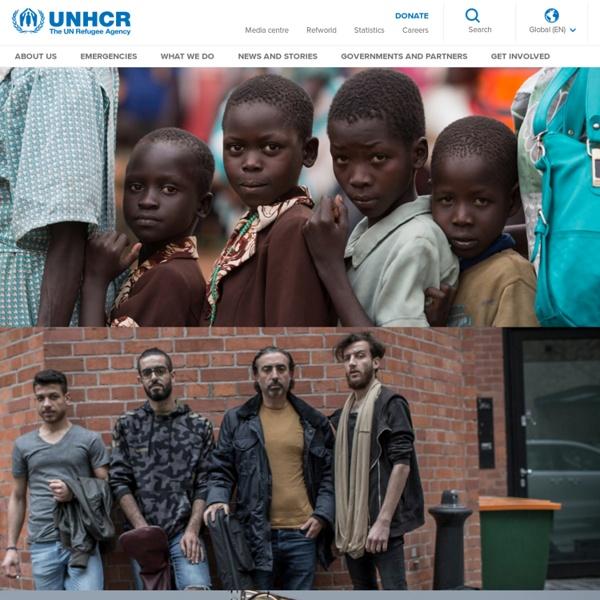 UNHCR- The UN Refugee Agency