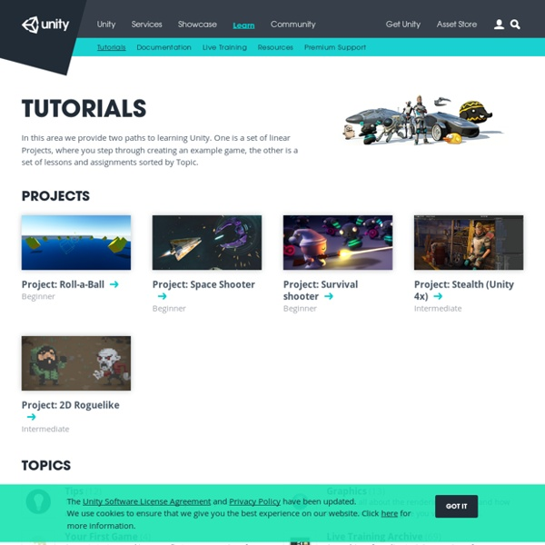 Learn - Modules