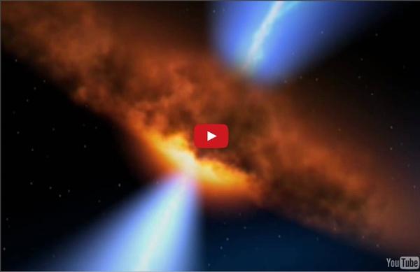 """Les Plus Gros Trous Noirs de l'Univers (""""Largest Black Holes in the Universe"""")"""