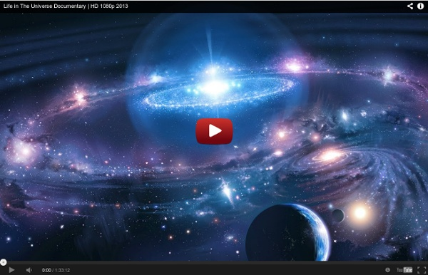 Life in The Universe Documentary