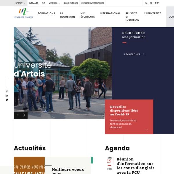 Université d'Artois