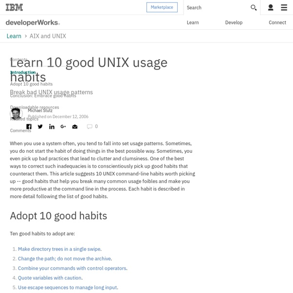 Best Way For A Beginner To Get Up To Speed On Unix Quickly?