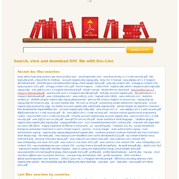 PDF SEARCH ENGINE EBOOK DOWNLOAD