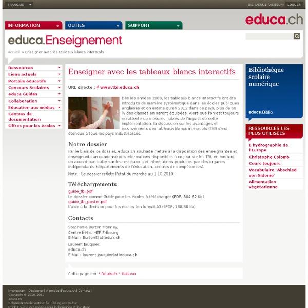 Unterricht.educa.ch