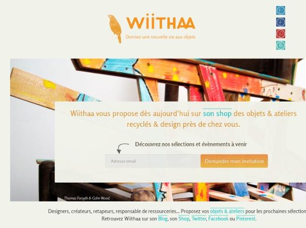 Wiithaa, Design + Économie Circulaire