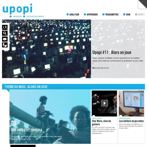 Upopi #11 : Alors on joue