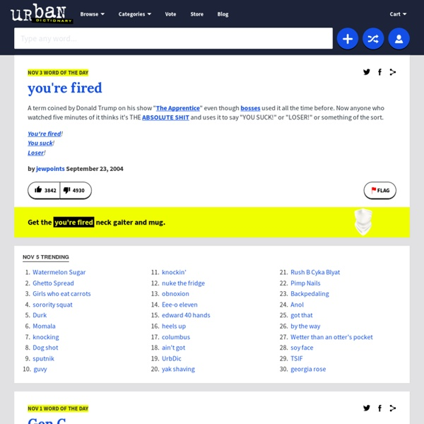 Urban Dictionary norsk