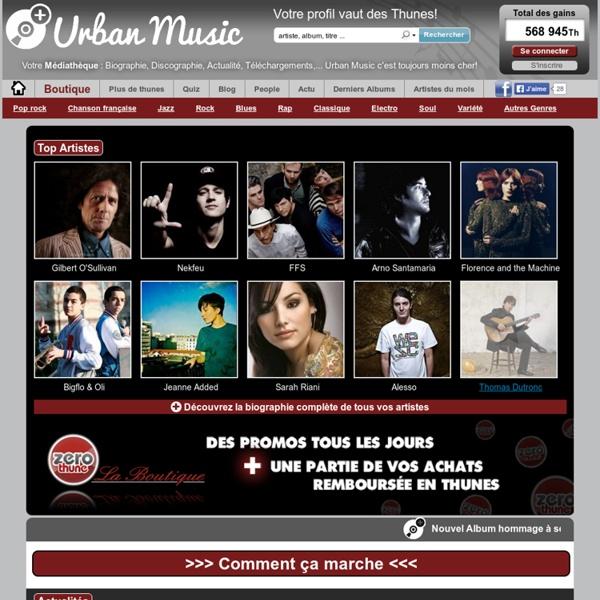 Toute la musique, tous les artistes