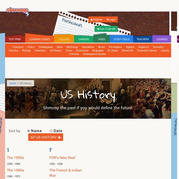 US History, American History