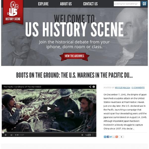 US History Scene