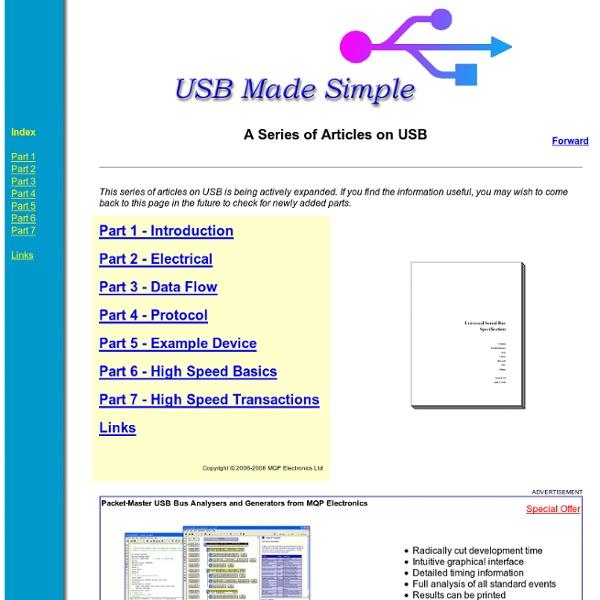USB Made Simple