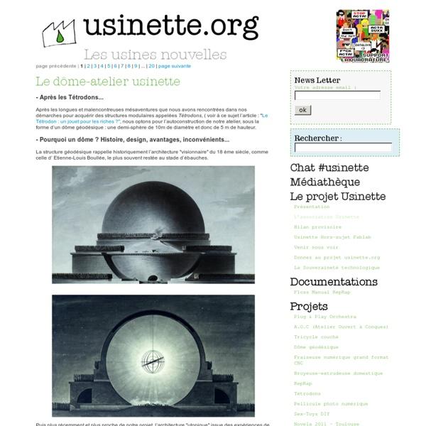Usinette.org