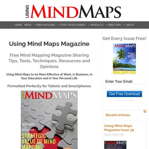 Using Mind Maps