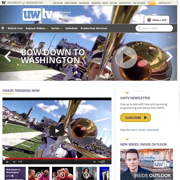 UWTV - University of Washington Television