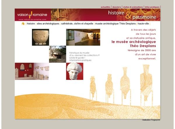 Vaison la Romaine, site officiel de la ville