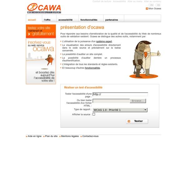 Ocawa validateur