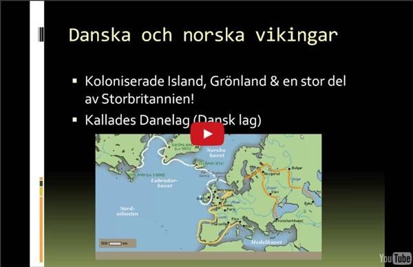 Världens historia del 17 - Vikingatiden
