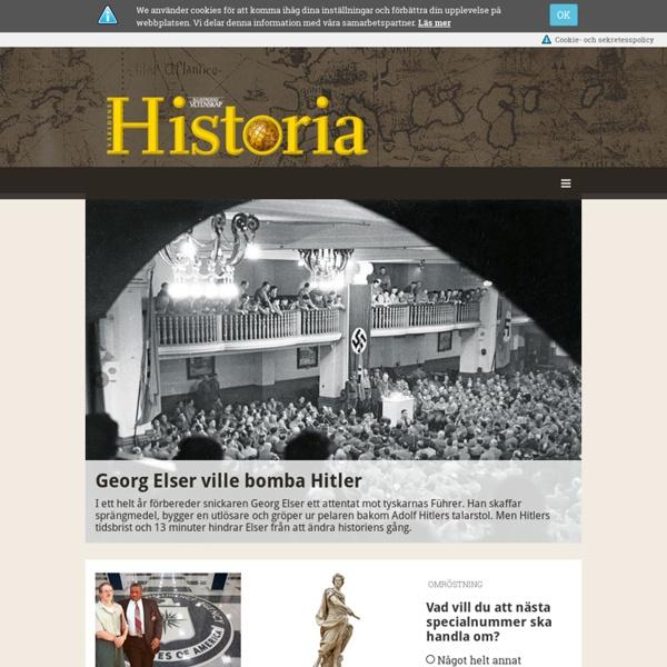 Världens Historia