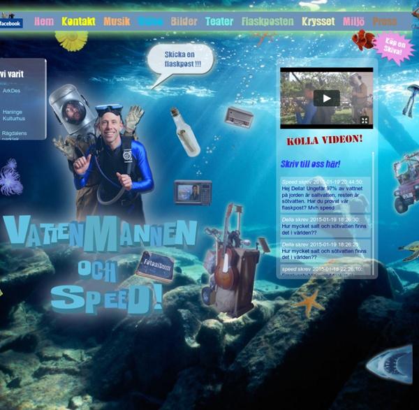 Vattenmannen & Speed