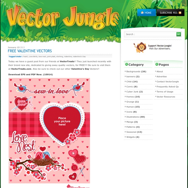 vectorjungle is a gallery of free royalty free vector graphics vector ...