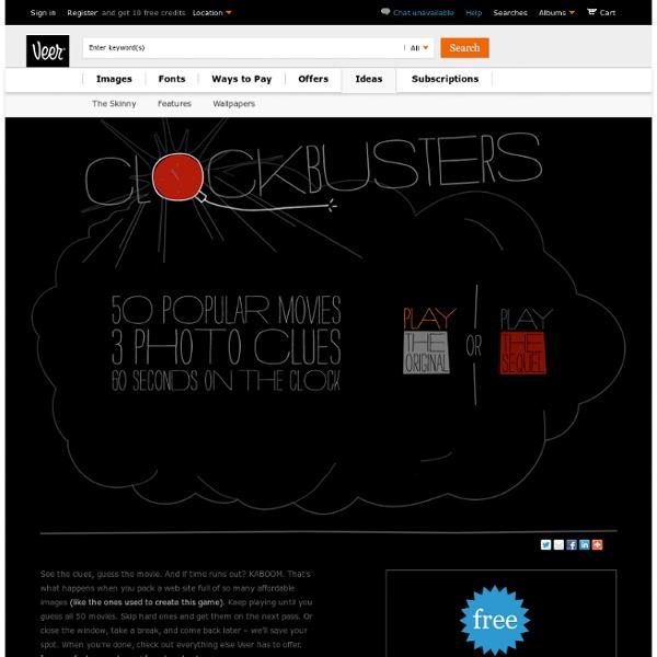 Clockbusters - StumbleUpon